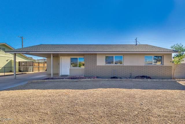 1615 W Mountain View Drive, Mesa, AZ 85201 (MLS #6165002) :: Lifestyle Partners Team