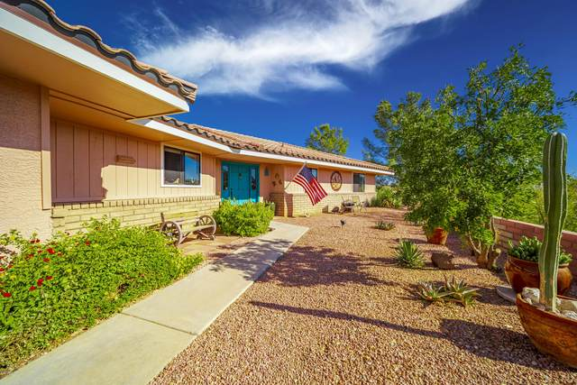 355 W Cottonwood Lane, Wickenburg, AZ 85390 (MLS #6165018) :: The Carin Nguyen Team