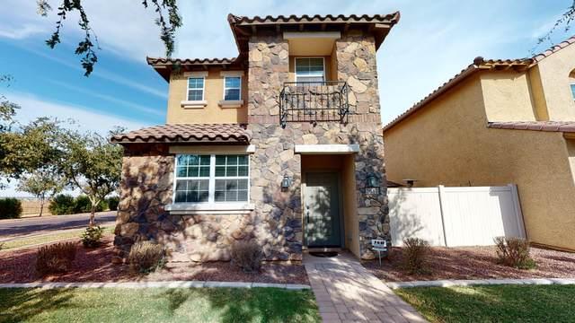 3617 E Hans Drive, Gilbert, AZ 85296 (MLS #6165019) :: BVO Luxury Group