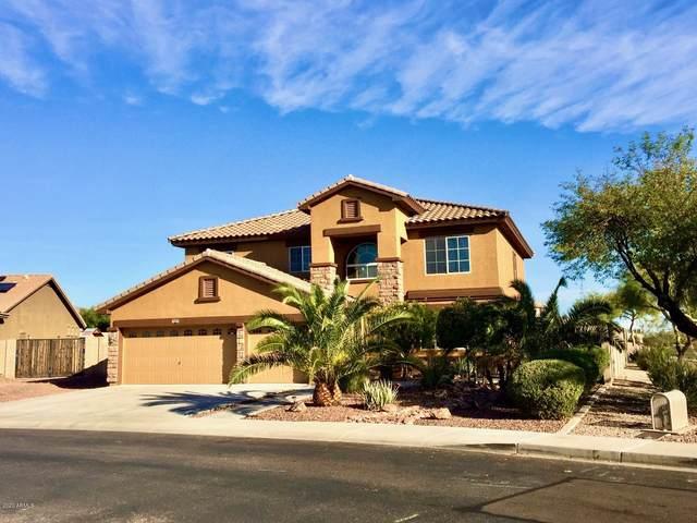 21948 W Devin Drive, Buckeye, AZ 85326 (MLS #6165020) :: REMAX Professionals