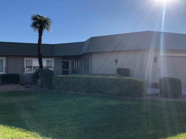 10547 W Campana Drive, Sun City, AZ 85351 (MLS #6165038) :: The Laughton Team