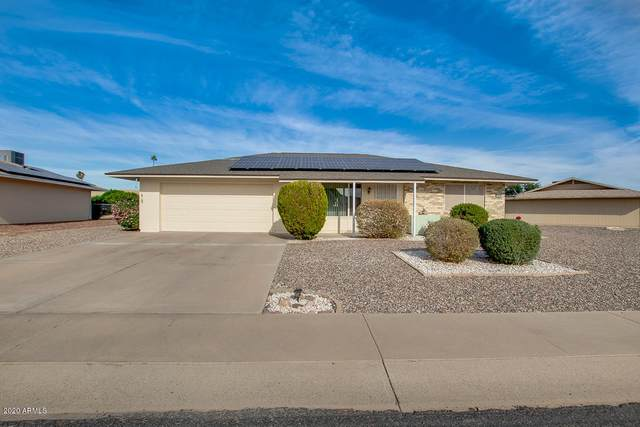 12231 N Balboa Drive, Sun City, AZ 85351 (MLS #6165042) :: The Laughton Team