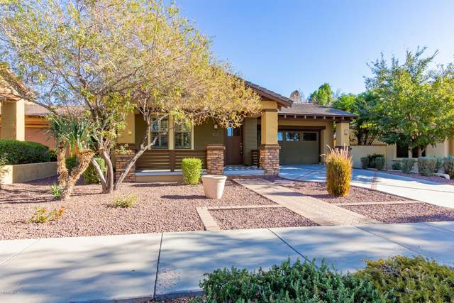 3227 N Evergreen Street, Buckeye, AZ 85396 (#6165045) :: Long Realty Company