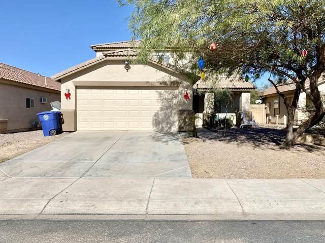 12410 W Willow Avenue, El Mirage, AZ 85335 (MLS #6165050) :: The Laughton Team
