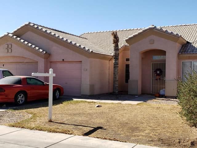2526 N 86TH Drive, Phoenix, AZ 85037 (MLS #6165051) :: The Laughton Team