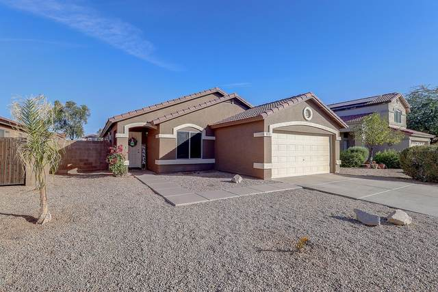 1454 E 12TH Street, Casa Grande, AZ 85122 (MLS #6165058) :: Openshaw Real Estate Group in partnership with The Jesse Herfel Real Estate Group