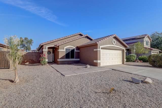 1454 E 12TH Street, Casa Grande, AZ 85122 (MLS #6165058) :: The Copa Team | The Maricopa Real Estate Company