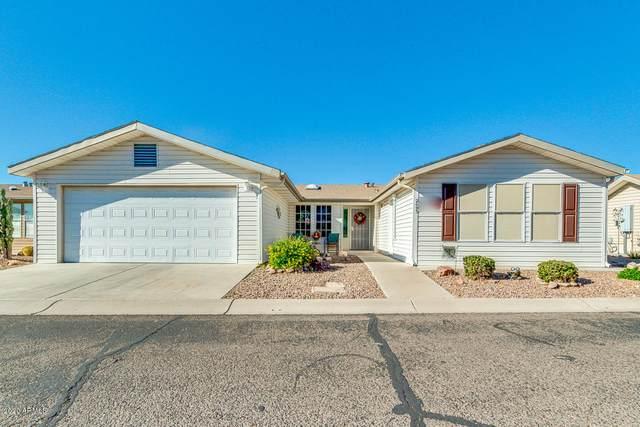 3301 S Goldfield Road #2093, Apache Junction, AZ 85119 (MLS #6165072) :: REMAX Professionals