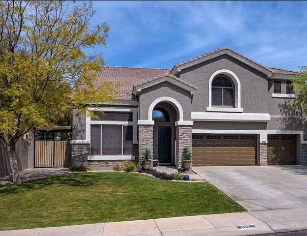 4118 E Laurel Avenue, Gilbert, AZ 85234 (MLS #6165081) :: The Copa Team | The Maricopa Real Estate Company