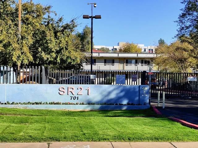 701 S Roosevelt Street #201, Tempe, AZ 85281 (MLS #6165097) :: Midland Real Estate Alliance