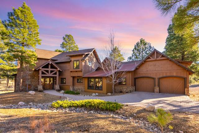 2140 E Del Rae Drive, Flagstaff, AZ 86005 (MLS #6165119) :: The Laughton Team