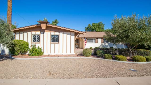 8414 E Sage Drive, Scottsdale, AZ 85250 (MLS #6165125) :: Walters Realty Group