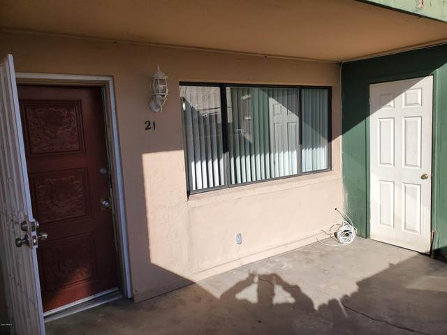 6565 N 19TH Avenue #21, Phoenix, AZ 85015 (MLS #6165134) :: The Everest Team at eXp Realty