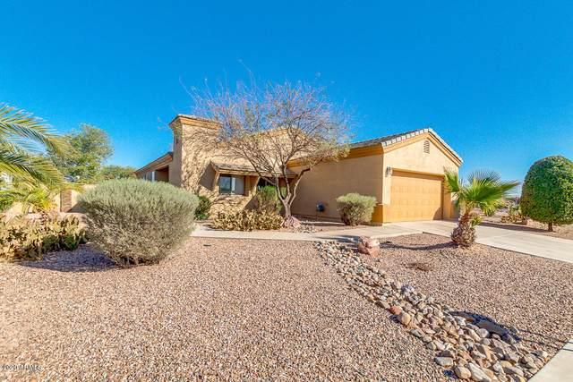 1055 N Fairway Drive, Eloy, AZ 85131 (MLS #6165135) :: Yost Realty Group at RE/MAX Casa Grande