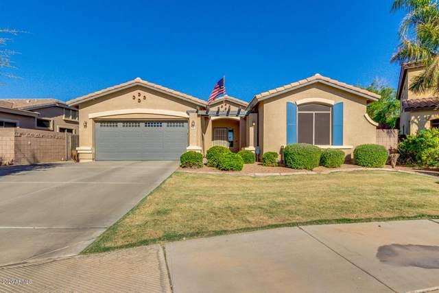 19261 S 187th Way, Queen Creek, AZ 85142 (MLS #6165140) :: Long Realty West Valley