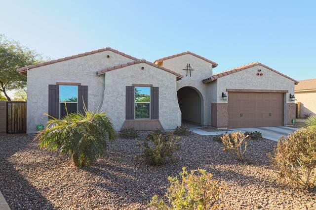 4124 N 185TH Drive, Goodyear, AZ 85395 (MLS #6165146) :: The Daniel Montez Real Estate Group