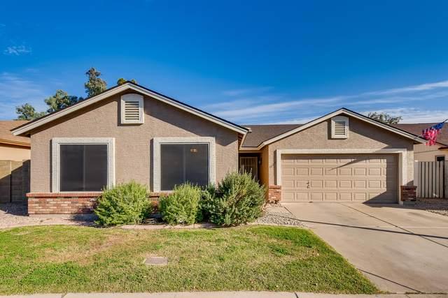 6335 E Brown Road #1127, Mesa, AZ 85205 (MLS #6165154) :: Keller Williams Realty Phoenix
