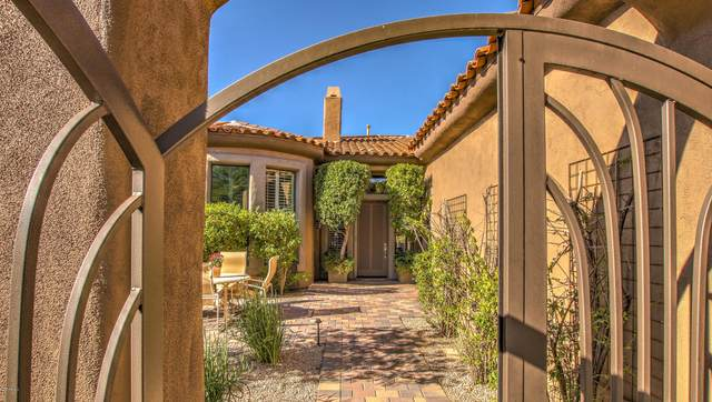 8114 E Wing Shadow Road, Scottsdale, AZ 85255 (MLS #6165155) :: The W Group