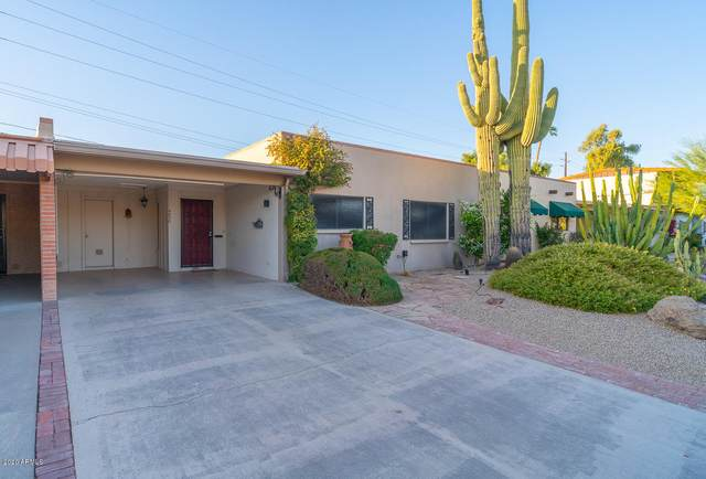 4838 N 74TH Place, Scottsdale, AZ 85251 (MLS #6165162) :: Service First Realty