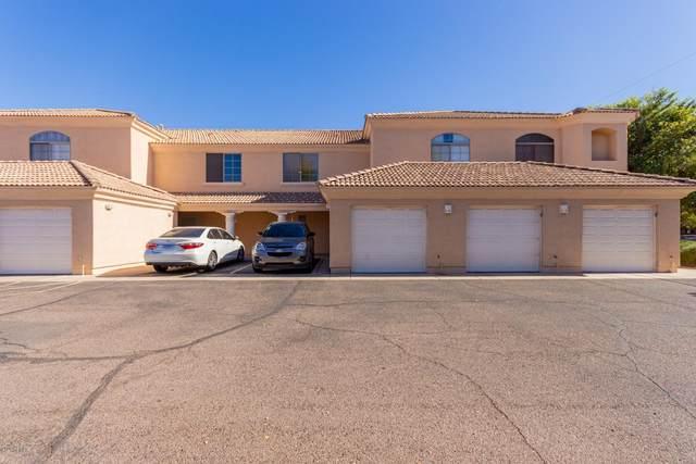 1426 E Grovers Avenue #3, Phoenix, AZ 85022 (MLS #6165175) :: Brett Tanner Home Selling Team