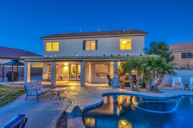 791 E Rolls Circle, San Tan Valley, AZ 85143 (MLS #6165176) :: The Daniel Montez Real Estate Group