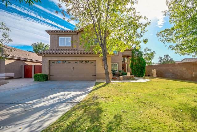1011 E Windsor Drive, Gilbert, AZ 85296 (MLS #6165182) :: The Daniel Montez Real Estate Group