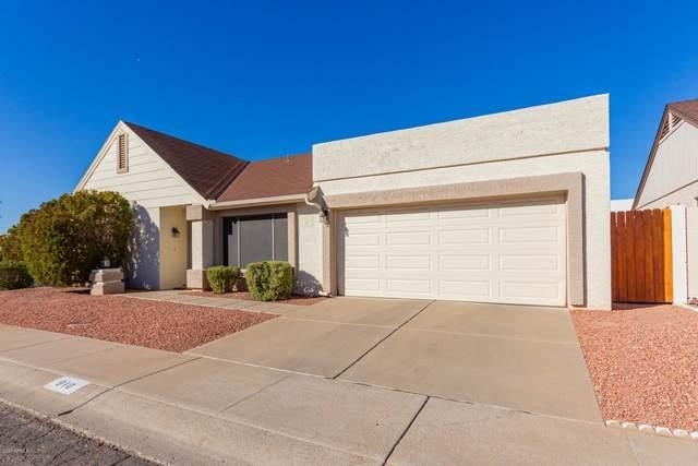 910 E Bluefield Avenue, Phoenix, AZ 85022 (MLS #6165189) :: Brett Tanner Home Selling Team