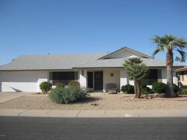 14102 W Springdale Drive, Sun City West, AZ 85375 (MLS #6165191) :: The Dobbins Team