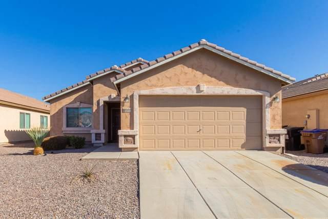 213 S Carter Ranch Road, Coolidge, AZ 85128 (MLS #6165196) :: Yost Realty Group at RE/MAX Casa Grande