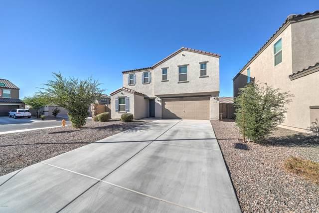 1102 W Canyonlands Court, San Tan Valley, AZ 85140 (MLS #6165216) :: The Daniel Montez Real Estate Group
