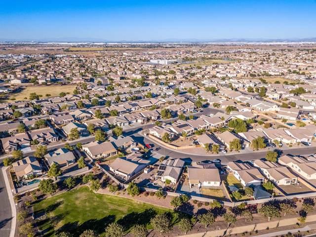7327 W Donner Drive, Laveen, AZ 85339 (MLS #6165224) :: Klaus Team Real Estate Solutions