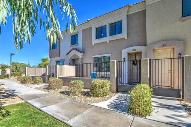 125 N Sunvalley Boulevard #124, Mesa, AZ 85207 (MLS #6165233) :: Brett Tanner Home Selling Team
