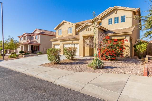 212 N 235TH Drive, Buckeye, AZ 85396 (MLS #6165235) :: The Everest Team at eXp Realty
