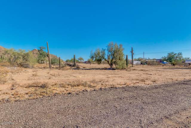 0 N 92nd Street, Mesa, AZ 85207 (MLS #6165238) :: The Dobbins Team