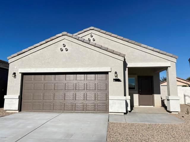 36522 W Santa Monica Avenue, Maricopa, AZ 85138 (MLS #6165240) :: Long Realty West Valley