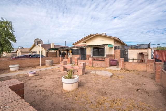 1718 W Hadley Street, Phoenix, AZ 85007 (MLS #6165244) :: The Laughton Team