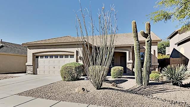 2316 N Adair Circle, Mesa, AZ 85207 (MLS #6165259) :: Brett Tanner Home Selling Team