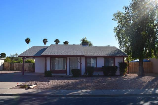 2043 W Plata Avenue, Mesa, AZ 85202 (MLS #6165276) :: Klaus Team Real Estate Solutions