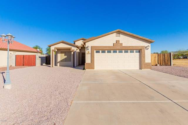 14675 S Vera Cruz Road, Arizona City, AZ 85123 (MLS #6165277) :: The Carin Nguyen Team