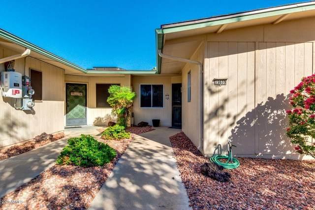 19639 N Star Ridge Drive, Sun City West, AZ 85375 (MLS #6165284) :: The Dobbins Team