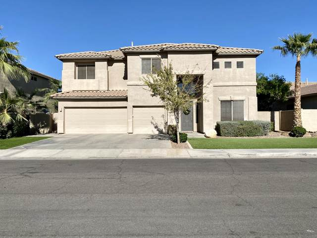 726 W Hemlock Way, Chandler, AZ 85248 (MLS #6165286) :: The Daniel Montez Real Estate Group