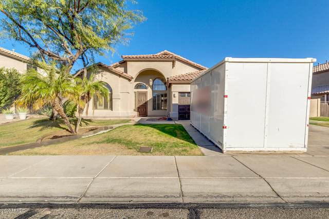 21109 N 69TH Lane, Glendale, AZ 85308 (MLS #6165289) :: Devor Real Estate Associates