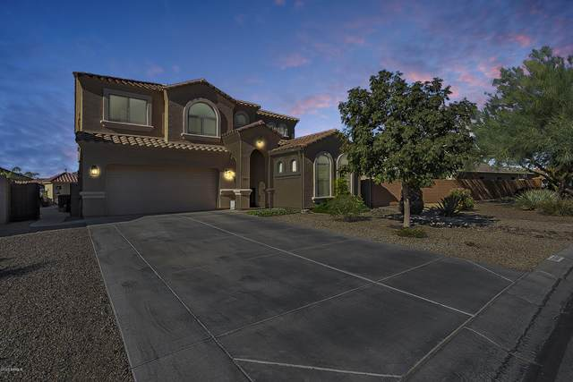 38636 N Jessica Lane, San Tan Valley, AZ 85140 (MLS #6165294) :: The Copa Team | The Maricopa Real Estate Company