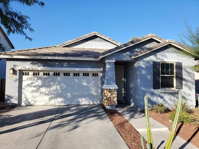 3450 E Riverdale Street, Mesa, AZ 85213 (MLS #6165297) :: Homehelper Consultants