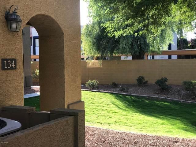 3250 W Greenway Road #134, Phoenix, AZ 85053 (MLS #6165302) :: Conway Real Estate