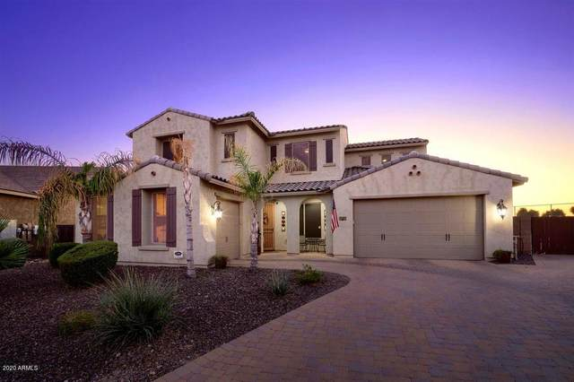 22104 N 94TH Lane, Peoria, AZ 85383 (MLS #6165304) :: The Laughton Team