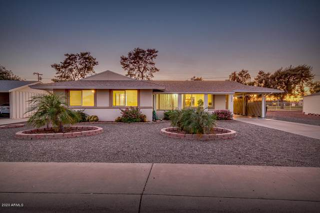 12624 N Pebble Beach Drive, Sun City, AZ 85351 (MLS #6165311) :: The Daniel Montez Real Estate Group