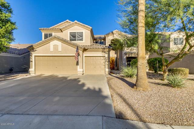 1094 W Mulberry Drive, Chandler, AZ 85286 (MLS #6165341) :: Long Realty West Valley