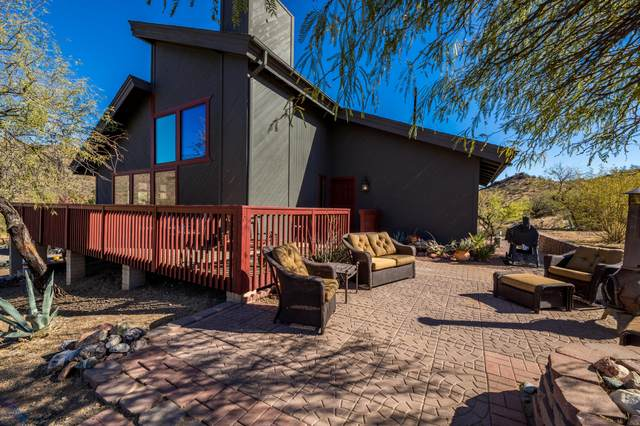 3700 E Castle Hot Springs West Road, Morristown, AZ 85342 (MLS #6165342) :: The Carin Nguyen Team