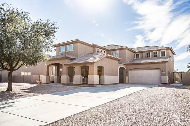 31918 N Caspian Way, San Tan Valley, AZ 85143 (MLS #6165355) :: Yost Realty Group at RE/MAX Casa Grande